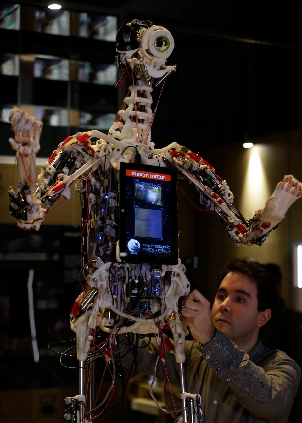 Robot Overlords: AI At Facebook, Amazon, Disney And Digital