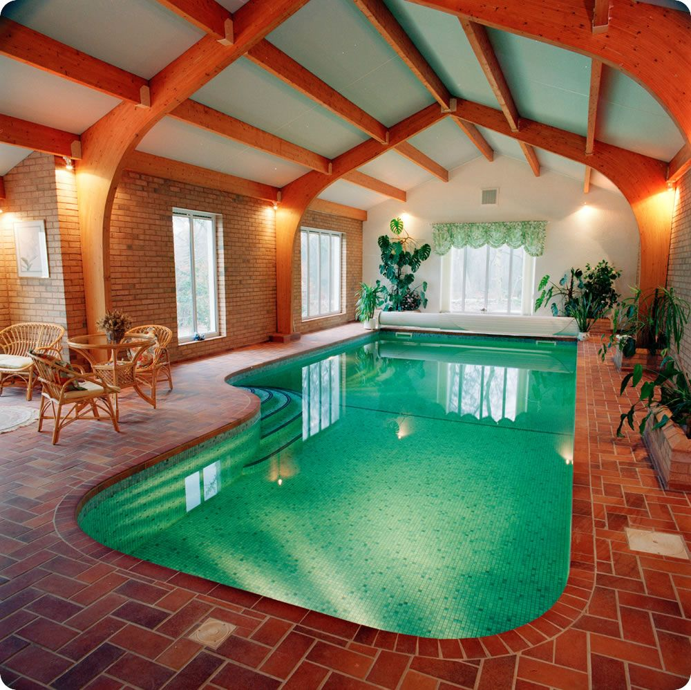 extraordinary design ideas wood ceiling beams. Indoor Swimming Pool With Extraordinary Design Ideas