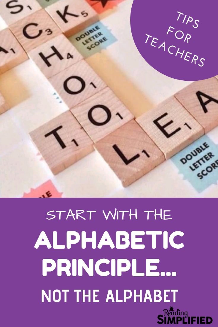Why Are We Still Teaching Reading Wrong >> How The Alphabet Done You Wrong And What To Do Instead Best Of