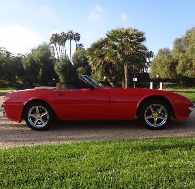 Stunning Ferrari Daytona Replica #beautiful #luxury #spon