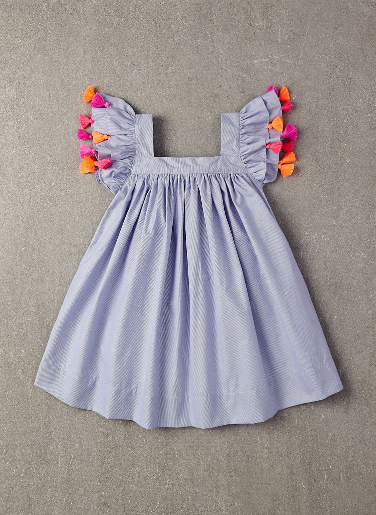 Nellystella Chloe Dress in Blue Pin Stripe - PRE-ORDER   Baby   Kids ... 7c08e66eba
