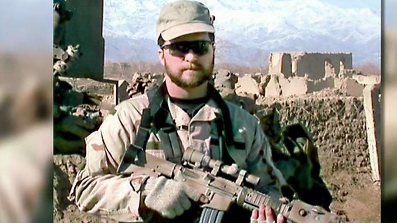 Trump Awards Posthumous Medal Of Honor To Sgt John Chapman For