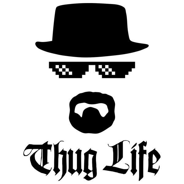 4a35922d Thug life - NeatoShop | Thug life logo in 2019 | Thug life, Thug ...