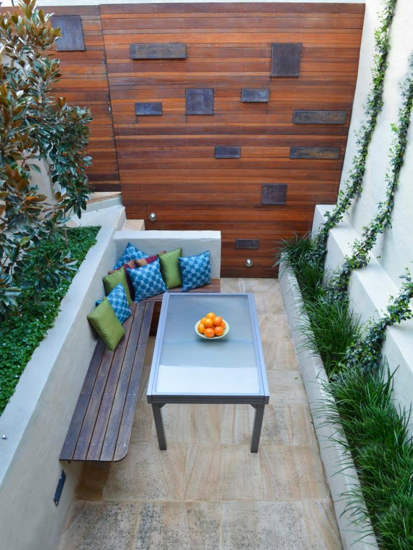 Maximizing The Tiny Outdoor Space Http Blog Lumens Com How To