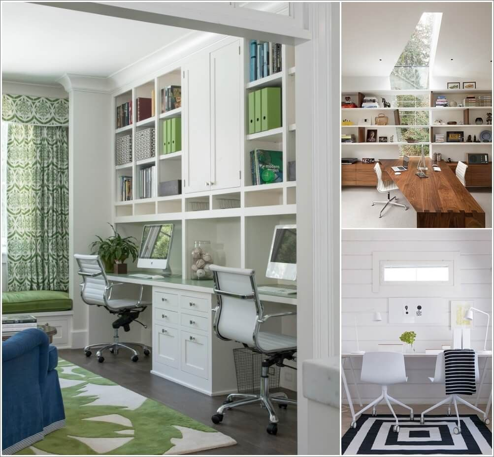 10 Home Office Ideas That Will Make You Want to Work All