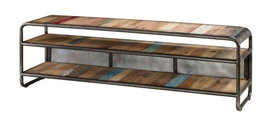 meuble tv s lection de meubles t l d co et pratiques meuble t l r cup et esprit. Black Bedroom Furniture Sets. Home Design Ideas