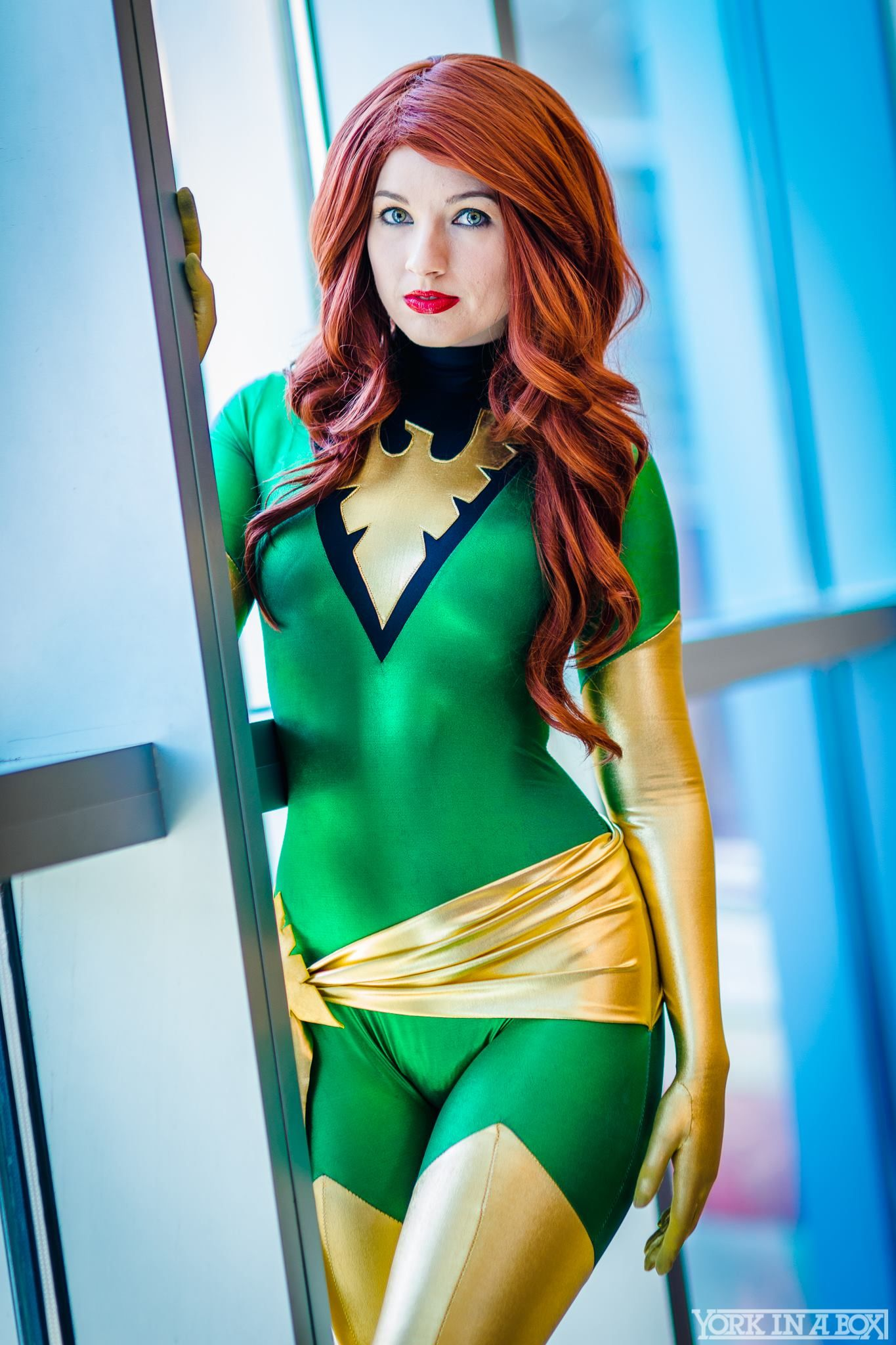 Marvel Comics, X-Men Character Jean Grey - Phoenix -9017