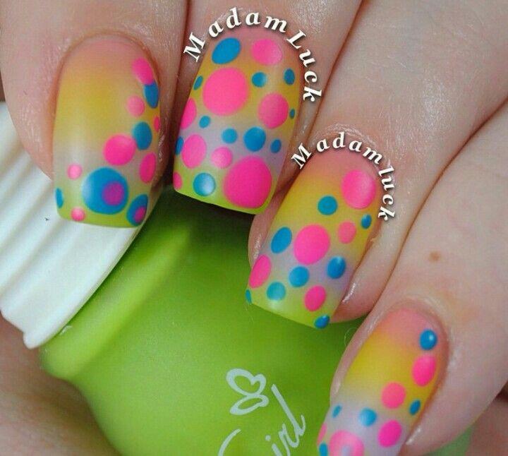 Increíble Diseños De Uñas Sandía Imagen - Ideas de Pintar de Uñas ...