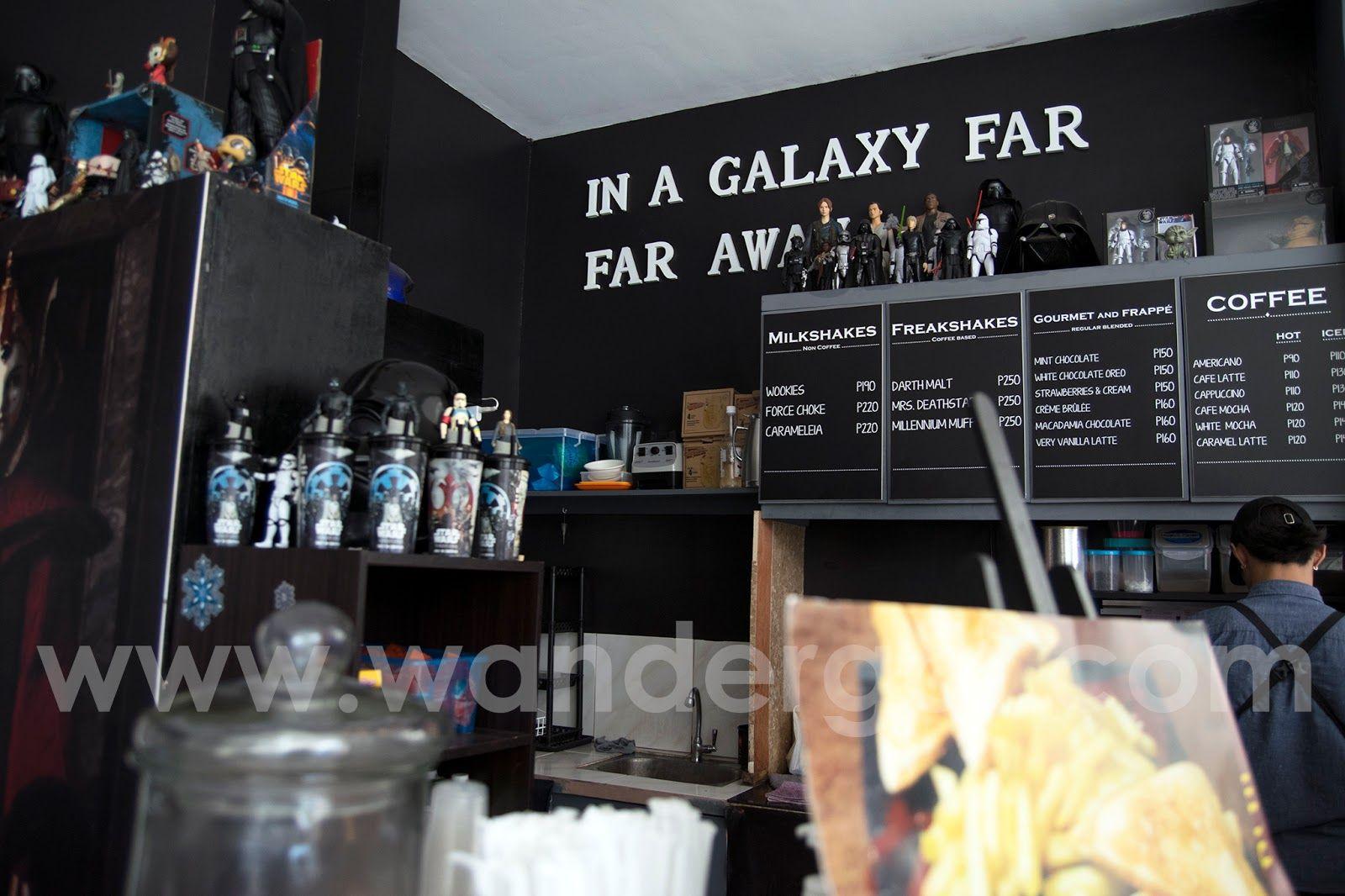 star wars themed cafe in cebu Themed cafes, Star wars