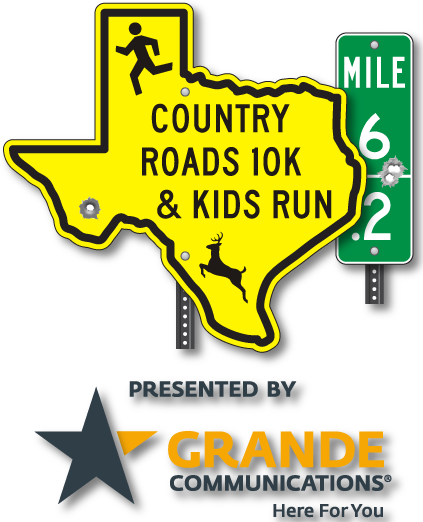 Country Roads 10K & Kids Run: Texas Runs and Triathalons