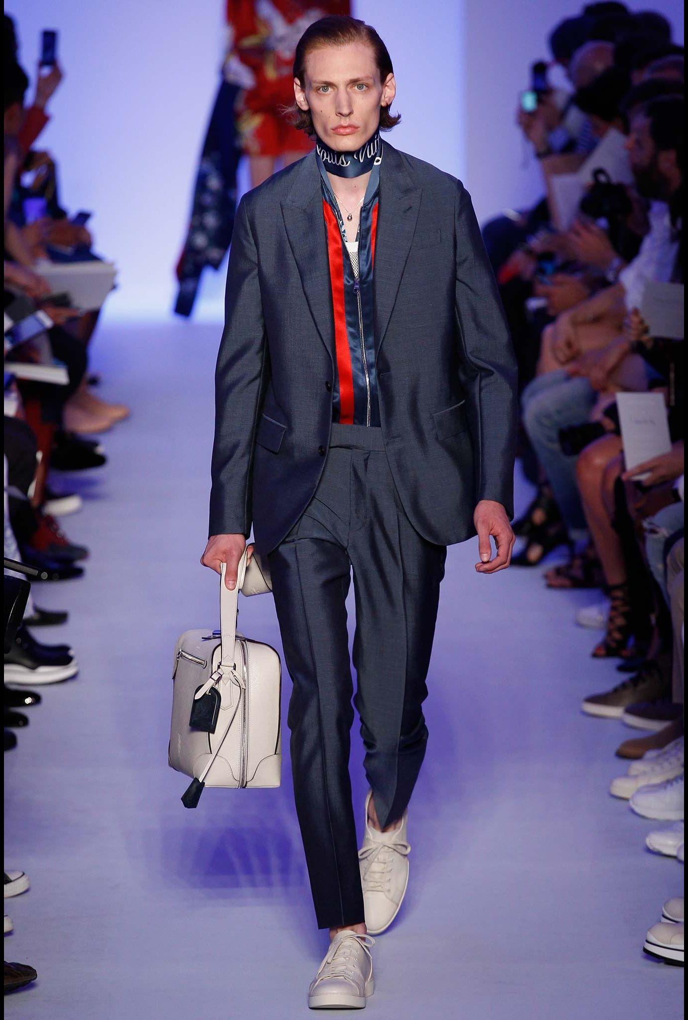 Défilé Louis Vuitton: Printemps-été 2016