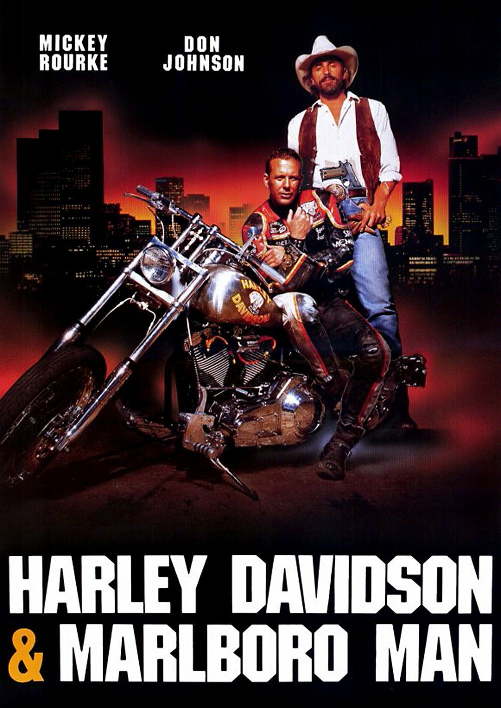 Harley Davidson The Marlboro Man Hd Mm Harley Davidson