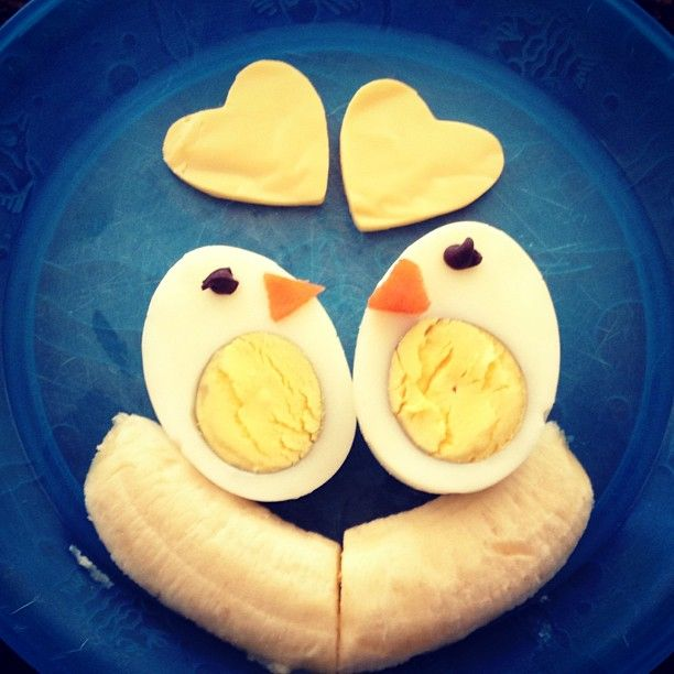 Hard boil egg love birds fun foods for kids pinterest hard hard boil egg love birds forumfinder