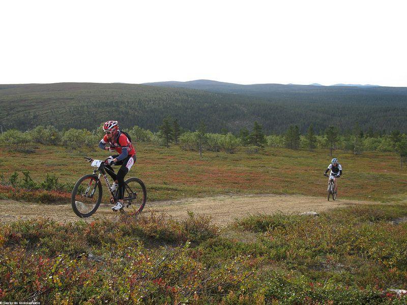 Saariselkä MTB 2013, XCM (02) | Saariselkä.  Mountain Biking Event in Saariselkä, Lapland Finland. www.saariselkamtb.fi #mtb #saariselkamtb #mountainbiking #maastopyoraily #maastopyöräily #saariselkä #saariselka #saariselankeskusvaraamo #saariselkabooking #astueramaahan #stepintothewilderness #lapland