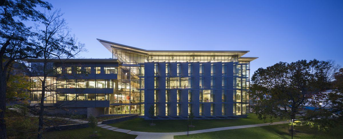 The 7 Most Beautiful New Libraries In The World William College