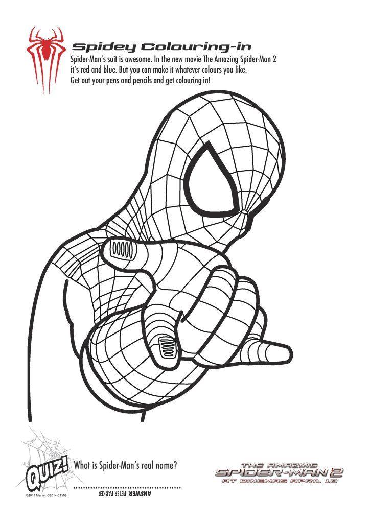 Stranica Raskraski Pauka Dlya Pechati Spiderman Coloring Spiderman Printables Avengers Coloring Pages