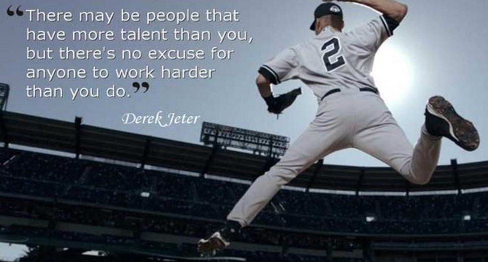 Baseball Quotes About Losing Motivational Quotes For Athletes Derek Jeter Quotes Baseball Inspirational Quotes