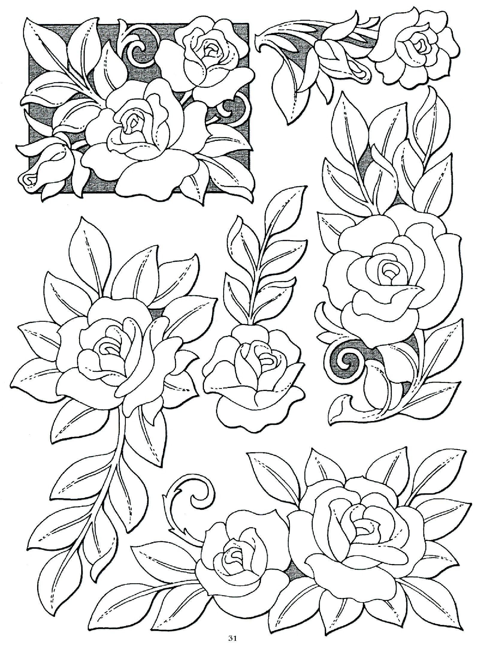 Pin de Sergey Paramonov en Floral patterns | Pinterest | Bordado ...