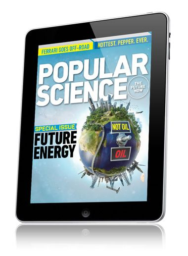 Welcome to PopSci+, the new digital version of @Popular Science magazine. Features fascinating images & ideas from the frontiers of science, technology, medicine, & electronics