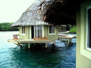 San Blas Islands Panama Eco Beach Hotel C Lodge Ecolodge