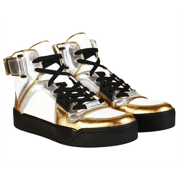Gucci Sneakers (3.915 DKK) ❤ liked on