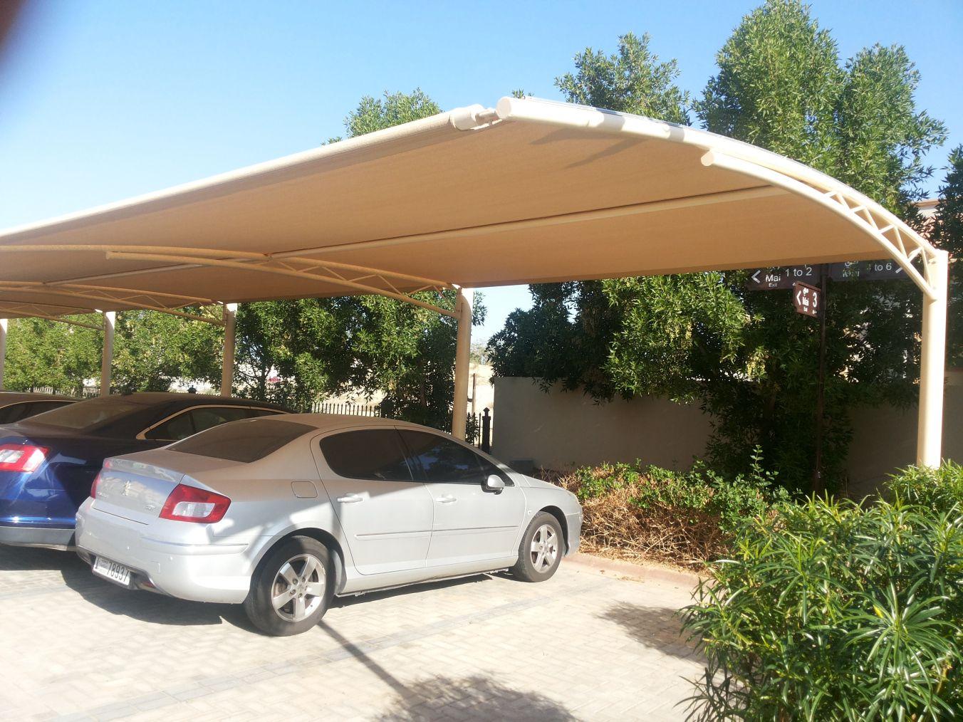 Tents And Shades Supplier Park Shade Car Shade Carport Shade