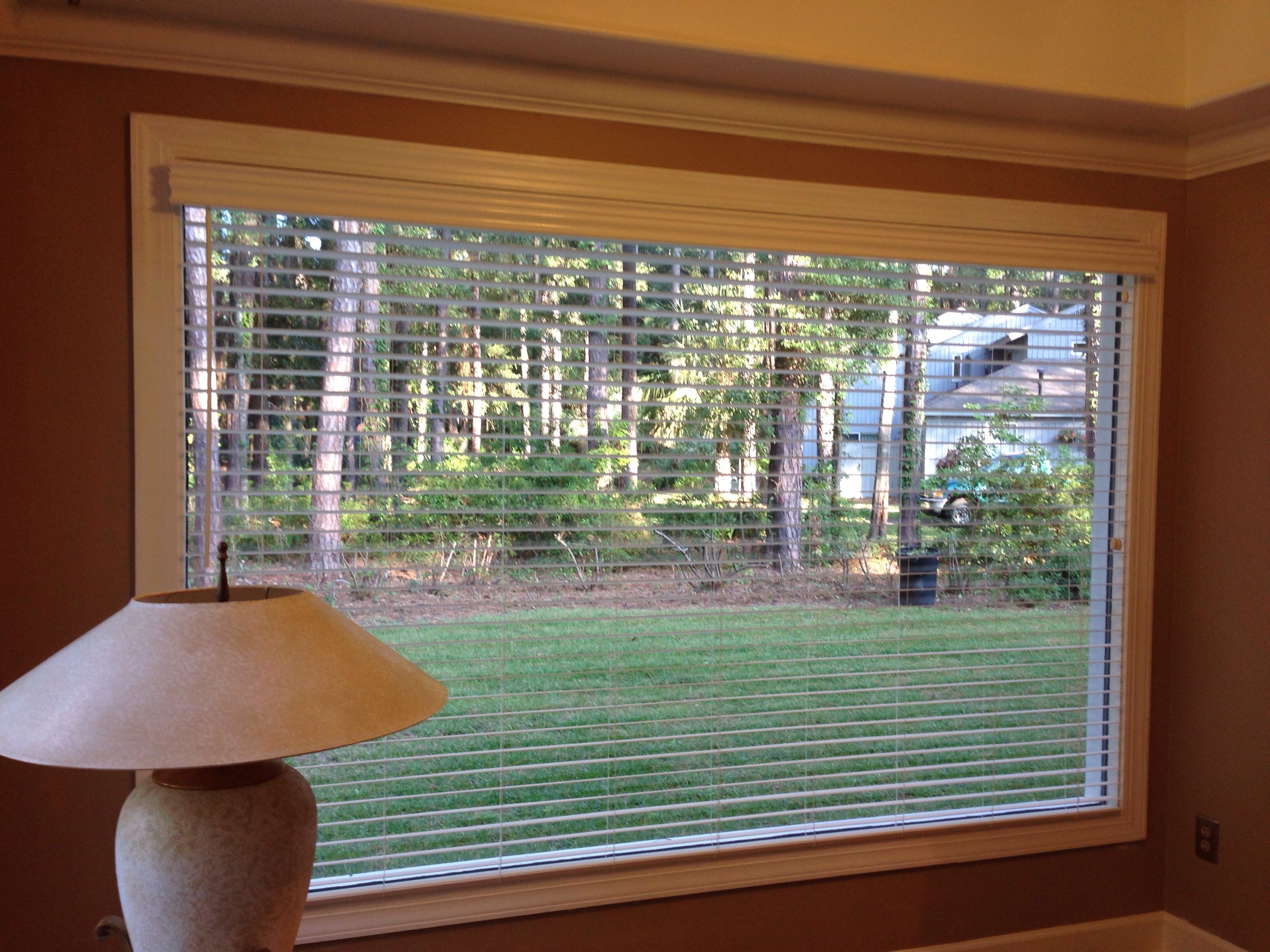 on more pin and by window blinds the for find bay wood doors supplied a venetian sliding installed glass prices this