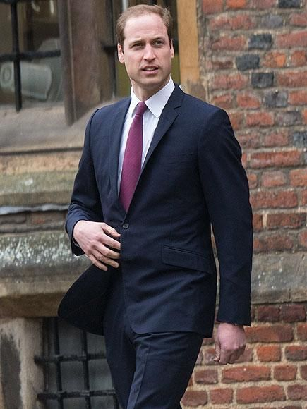 He's got to be the best dressed student on campus! The Duke of Cambridge arrives in a suit and tie for his first day of school at the University of Cambridge in England, where he'll be studying agricultural management during a 10-week course.   http://www.people.com/people/gallery/0,,20772694,00.html#30078710