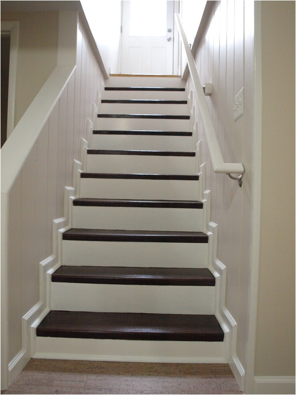 Basement Stairs Finishing Ideas   Examples and Forms