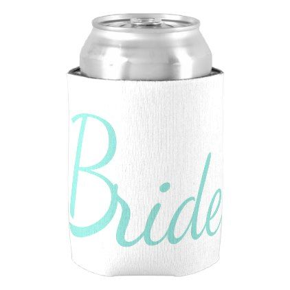 #bridal - #BRIDE & CO Bride To Be Party Insulated Can Cooler