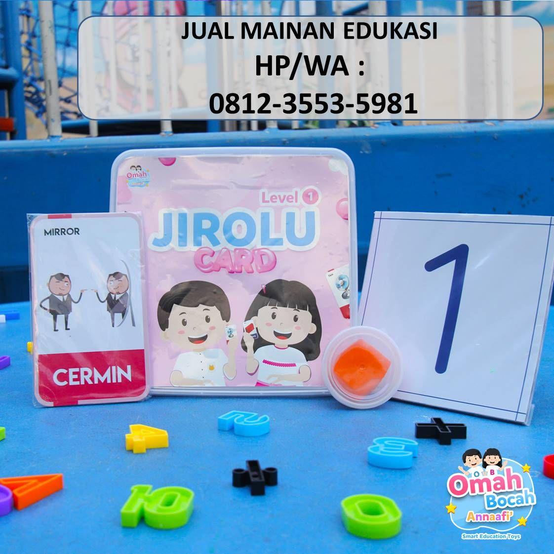 Tlp Wa 0812 3553 5981 Omah Bocah Annaafi Smart Education Toys Malang Di 2020 Mainan Anak Mainan Anak