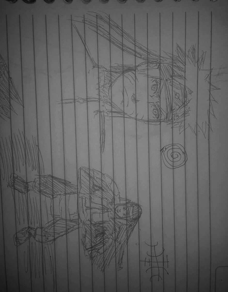 Naruto and Hashirama - reincarnations of Ashura