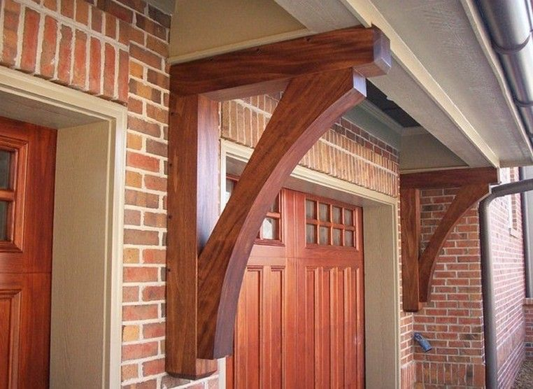 Exterior Corbels And Brackets   Adding architectural interest to ...