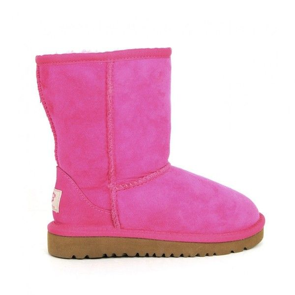 pink classic uggs
