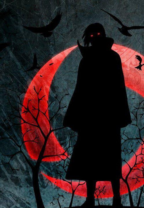 Akatsuki (Naruto Shippuden) Photo: itachi