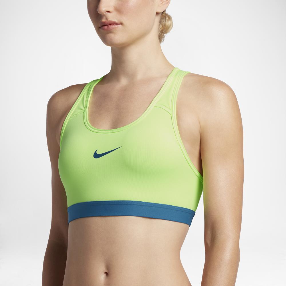1b9b21c1ece7c Nike Pro Classic Padded Women s Medium Support Sports Bra Size