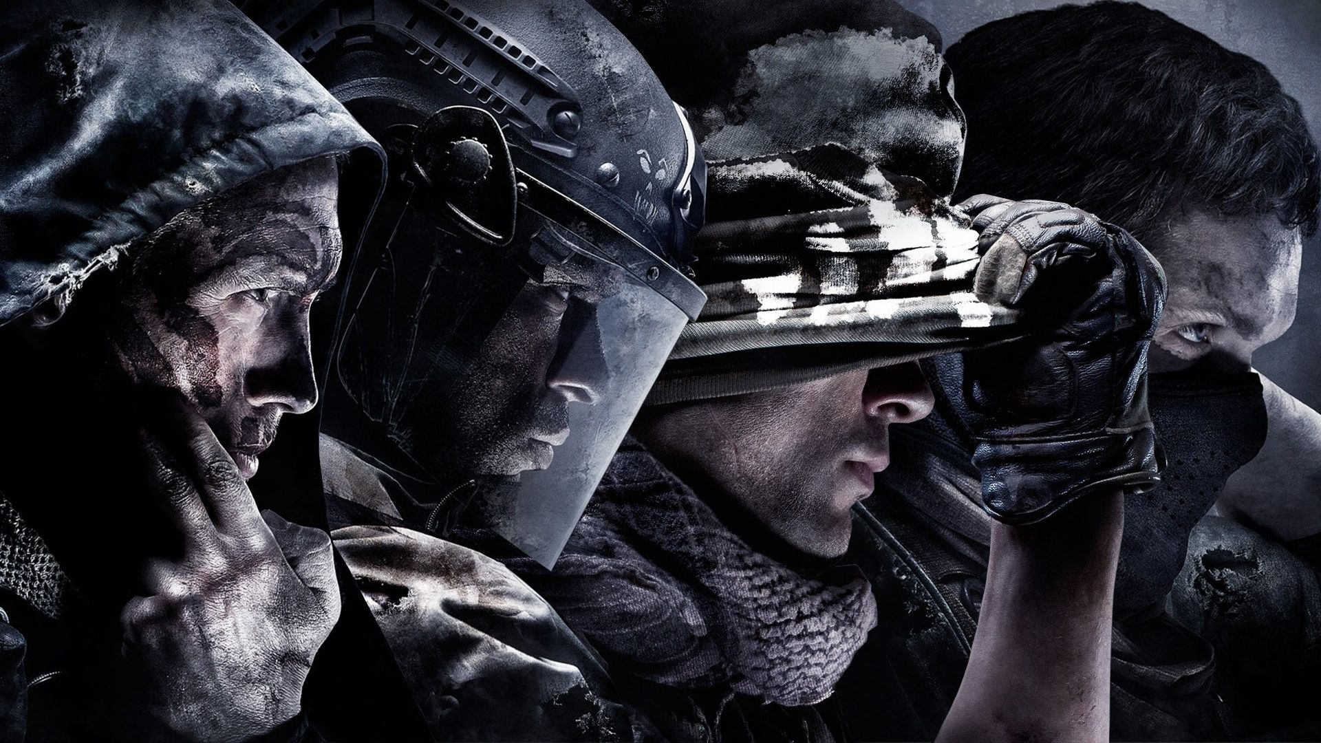Call of duty ghosts action video game war hd wallpaper http call of duty ghosts action video game war hd wallpaper httpwww voltagebd Choice Image