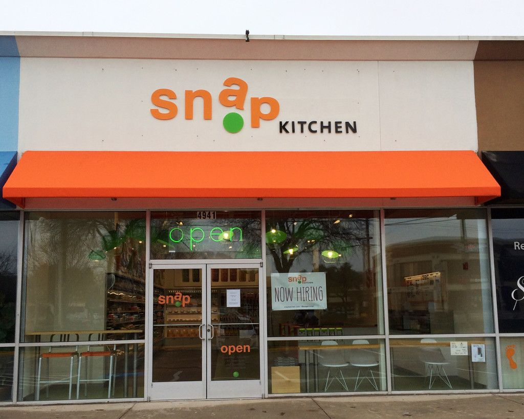 Snap Kitchen Opens In Addison Kitchen Food Drink Cooking