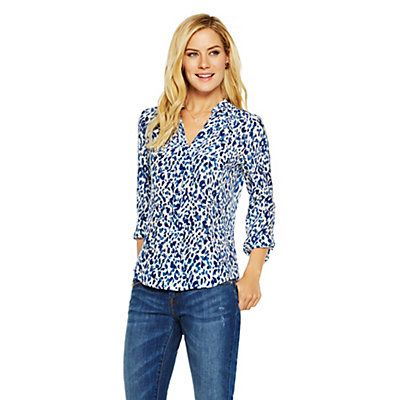 Just fell in love with the Silk Safari Printed Blouse for $128 on C. Wonder! Click on the image and receive 20% off your next full-price purchase and find something you love too!