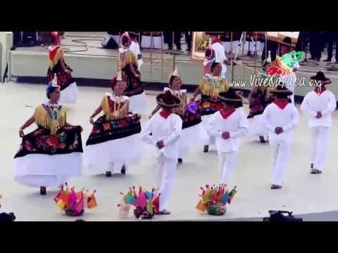 ▶ Guelaguetza 2013: Las Velas de Tehuantepec, Santo Domingo Tehuantepec - 22 de julio 10:00am (5-14) - YouTube