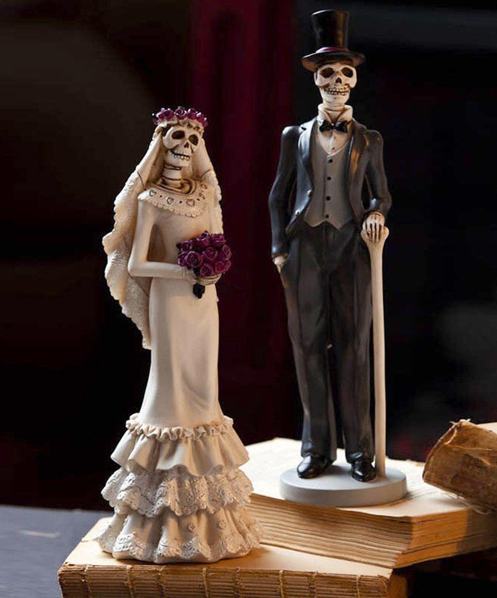 Halloween wedding figurine set tyxgbaj
