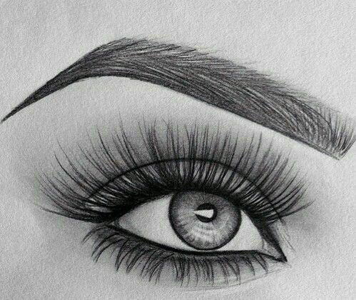 Who agrees with me when i say that these drawn eyebrows look better then most in