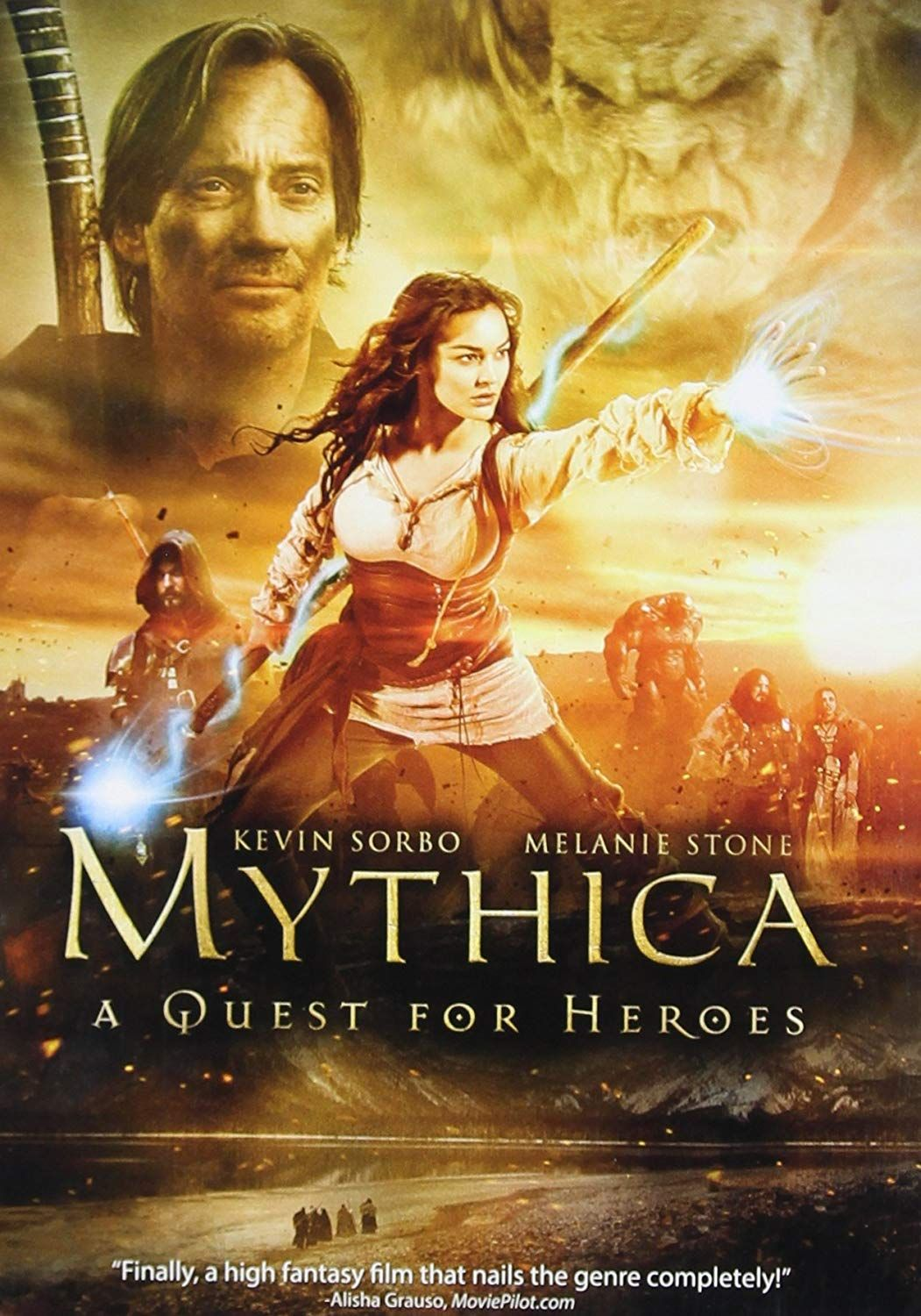 Mythica A Quest for Heroes Kevin Sorbo