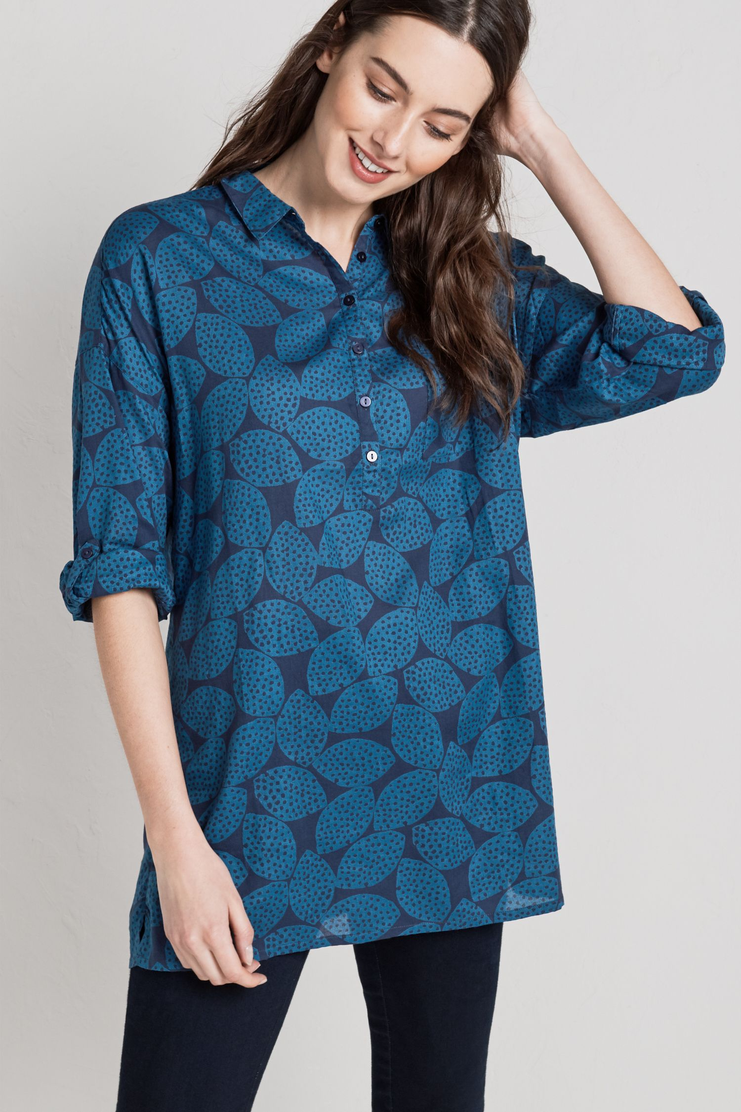 9a481907028910 Polpeor Shirt in 2019 | Lookbook | Shirts, Tunic tops, Shirt style