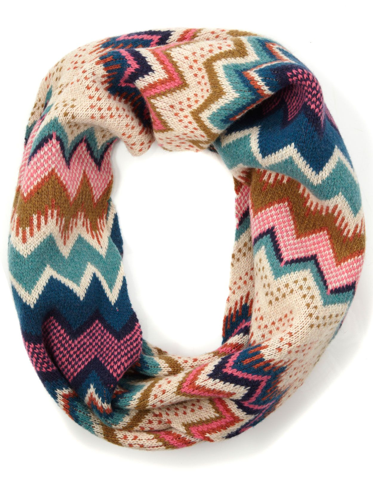Chevron Snood | Pattern Designs - By Category | Pinterest | Snood ...