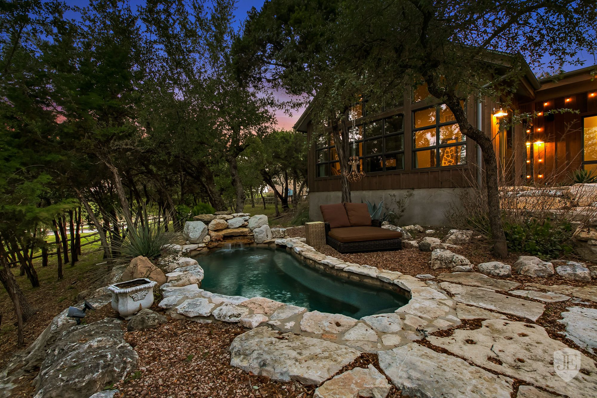 The Reserve Farm House in Spicewood, TX, United States for
