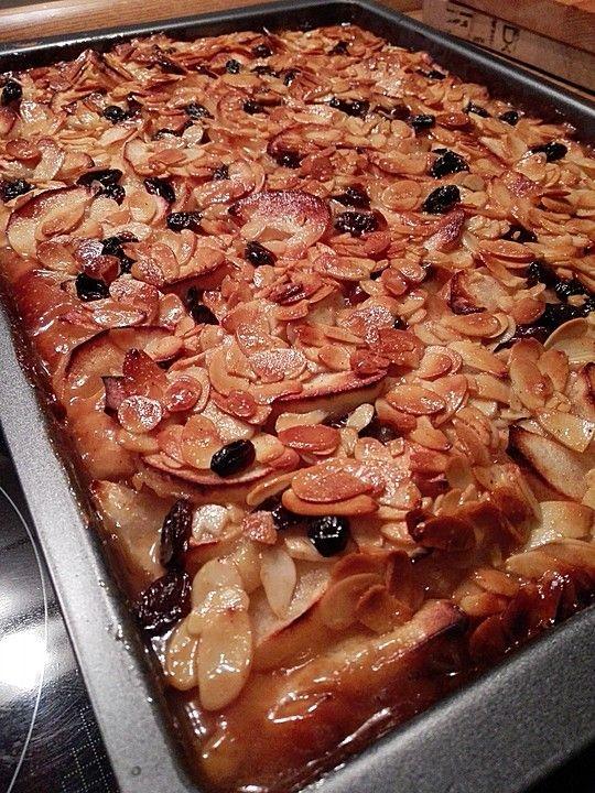 Kandierter Apfelkuchen von Papa-post-Portas | Chefkoch