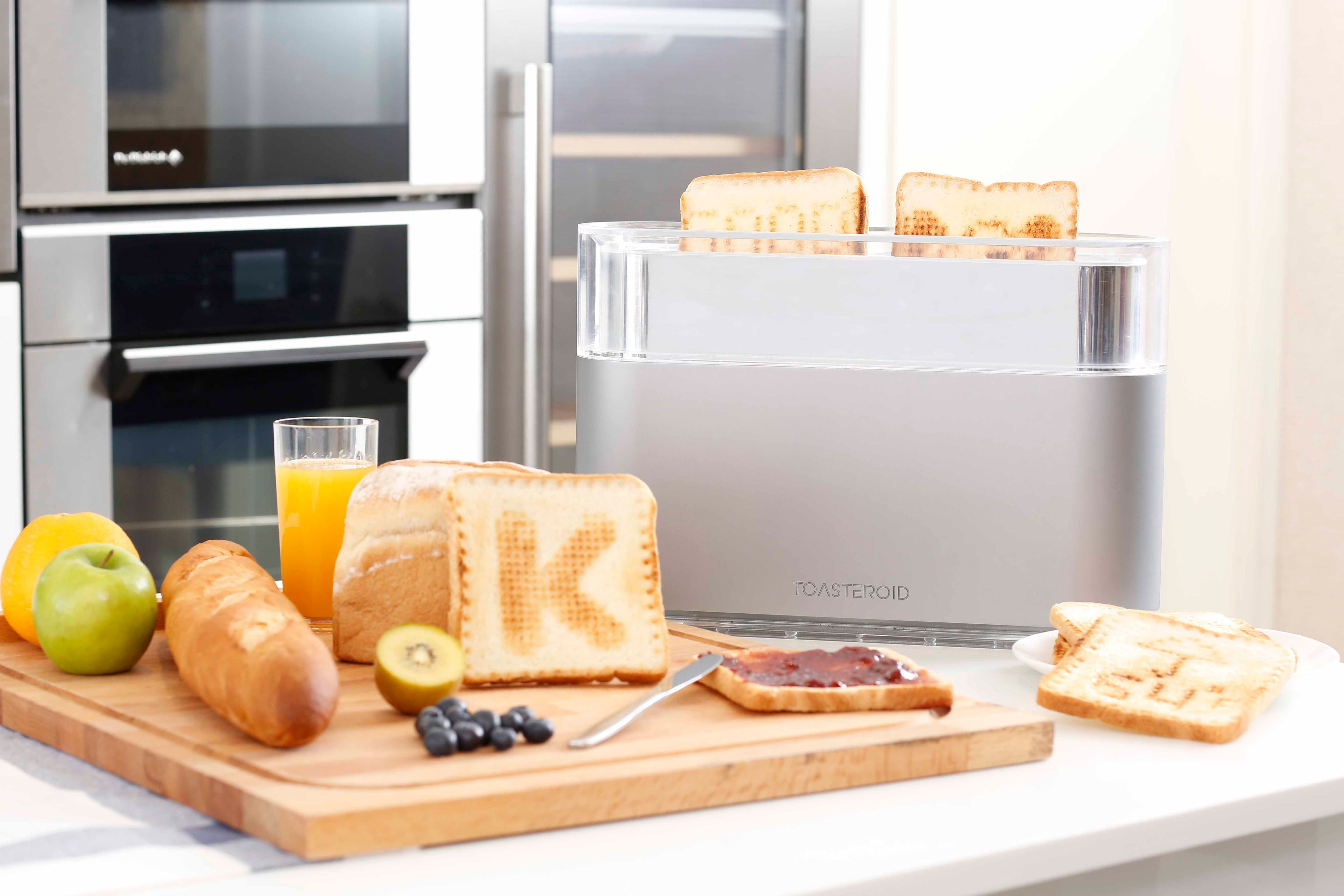 Grille Pain Design Toasteroid Toaster Cool Inventions Pinterest Bread Toaster