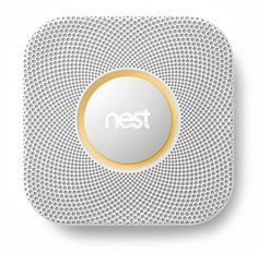 Smart Smoke Alarms: The New Nest Protect Smoke Detector U0026 Other Modern  Options. Smoke AlarmsNest ThermostatApartment ...