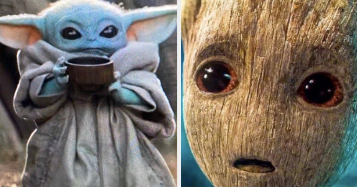 Take This Quiz To Find Out If Baby Groot Or Baby Yoda Will Be Your Sidekick Baby Groot Groot Yoda